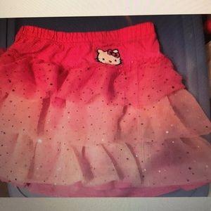 Other - Hello kitty tutu skirt